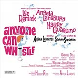 Download Stephen Sondheim 'Anyone Can Whistle (from Anyone Can Whistle)' Printable PDF 3-page score for Broadway / arranged Clarinet and Piano SKU: 426570.