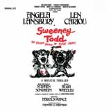 Download Stephen Sondheim 'Not While I'm Around (from Sweeney Todd)' Printable PDF 5-page score for Broadway / arranged Clarinet and Piano SKU: 426560.