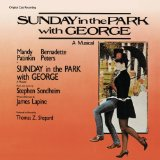 Download Stephen Sondheim 'Sunday' Printable PDF 5-page score for Broadway / arranged Piano & Vocal SKU: 93249.