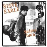 Download Steve Earle 'Guitar Town' Printable PDF 3-page score for Country / arranged Guitar Chords/Lyrics SKU: 124600.