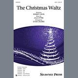 Download or print Steve Zegree The Christmas Waltz Sheet Music Printable PDF 7-page score for Winter / arranged SATB Choir SKU: 154519.
