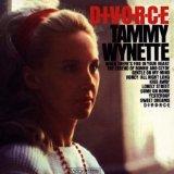 Download or print Tammy Wynette D-I-V-O-R-C-E Sheet Music Printable PDF 2-page score for Country / arranged Guitar Chords/Lyrics SKU: 101452.