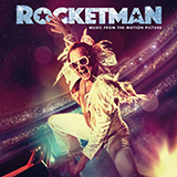 Download or print Taron Egerton Amoreena (from Rocketman) Sheet Music Printable PDF 5-page score for Pop / arranged Easy Piano SKU: 417387.