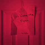 Download or print Tate McRae You Broke Me First Sheet Music Printable PDF 6-page score for Pop / arranged Piano, Vocal & Guitar (Right-Hand Melody) SKU: 471115.