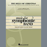 Download or print Ted Ricketts The Bells Of Christmas - Eb Alto Saxophone 1 Sheet Music Printable PDF 3-page score for Christmas / arranged Concert Band SKU: 288262.