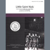 Download The Beach Boys 'Little Saint Nick (arr. Jon Nicholas)' Printable PDF 7-page score for Barbershop / arranged SSAA Choir SKU: 407074.