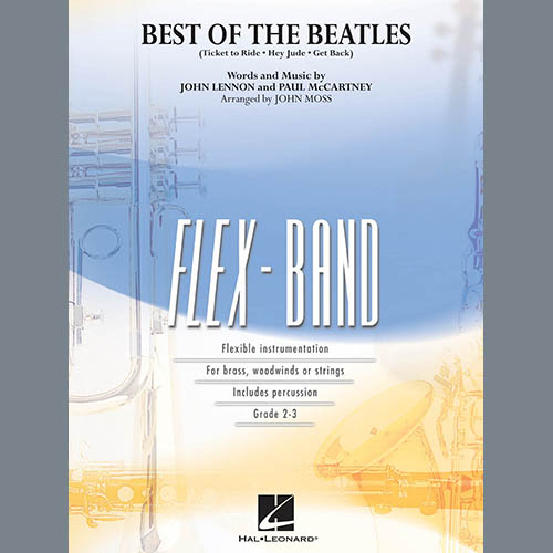 Easily Download The Beatles Printable PDF piano music notes, guitar tabs for Concert Band. Transpose or transcribe this score in no time - Learn how to play song progression.