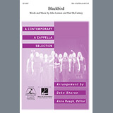 Download or print The Beatles Blackbird (arr. Deke Sharon) Sheet Music Printable PDF 7-page score for A Cappella / arranged SSA Choir SKU: 97817.