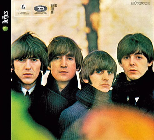 The Beatles, Eight Days A Week, Big Note Piano