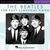 Download or print The Beatles Eleanor Rigby [Classical version] (arr. Phillip Keveren) Sheet Music Printable PDF 6-page score for Pop / arranged Piano Solo SKU: 90751.