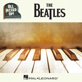 Download or print The Beatles Eleanor Rigby [Jazz version] Sheet Music Printable PDF 6-page score for Oldies / arranged Piano Solo SKU: 176023.