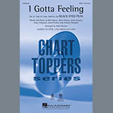 Download Mark Brymer 'I Gotta Feeling' Printable PDF 11-page score for Pop / arranged 2-Part Choir SKU: 284712.