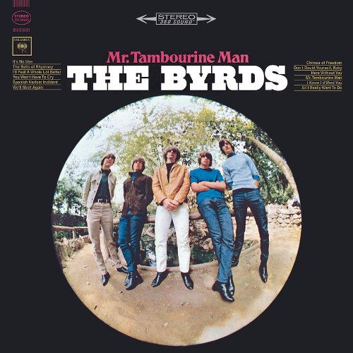 The Byrds, I'll Feel A Whole Lot Better, Guitar Tab