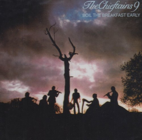 The Chieftains, Boil The Breakfast Early, Piano, Vocal & Guitar (Right-Hand Melody)