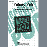 Download or print The Coasters Yakety Yak (arr. Roger Emerson) Sheet Music Printable PDF 9-page score for Pop / arranged 2-Part Choir SKU: 438898.
