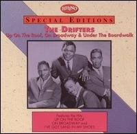 The Drifters, Up On The Roof, Piano, Vocal & Guitar (Right-Hand Melody)