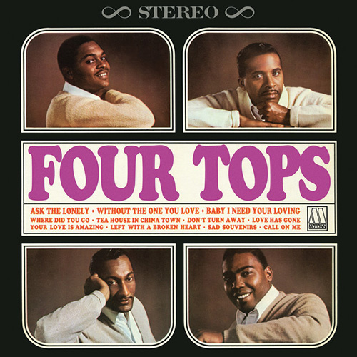 Easily Download The Four Tops Printable PDF piano music notes, guitar tabs for Ukulele. Transpose or transcribe this score in no time - Learn how to play song progression.