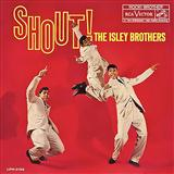 Download or print The Isley Brothers Shout Sheet Music Printable PDF 4-page score for Rock / arranged Easy Guitar SKU: 21127.