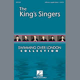 Download or print The King's Singers Lazybones/Lazy River (from Swimming Over London) Sheet Music Printable PDF 15-page score for Pop / arranged SATB Choir SKU: 158930.