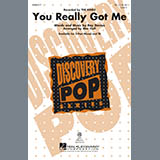 Download The Kinks 'You Really Got Me (arr. Mac Huff)' Printable PDF 8-page score for Rock / arranged TB Choir SKU: 437182.