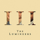 Download The Lumineers 'April' Printable PDF 1-page score for Folk / arranged Piano Solo SKU: 432698.