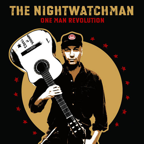 Easily Download The Nightwatchman Printable PDF piano music notes, guitar tabs for Guitar Tab. Transpose or transcribe this score in no time - Learn how to play song progression.