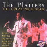 Download The Platters 'The Great Pretender' Printable PDF 2-page score for Rock / arranged Clarinet Solo SKU: 107104.