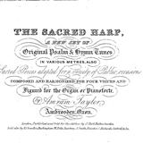 Download The Sacred Harp 'Beach Spring (Lord, Whose Love In Humble Service)' Printable PDF 3-page score for Sacred / arranged Educational Piano SKU: 87035.