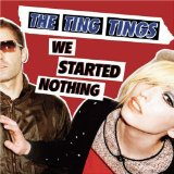 Download The Ting Tings 'We Started Nothing' Printable PDF 6-page score for Pop / arranged Piano, Vocal & Guitar (Right-Hand Melody) SKU: 44432.
