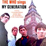 Download or print The Who My Generation Sheet Music Printable PDF 3-page score for Metal / arranged Piano, Vocal & Guitar (Right-Hand Melody) SKU: 13824.