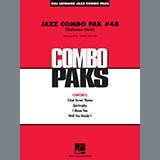 Download Thelonious Monk 'Jazz Combo Pak #48 (Thelonious Monk) (arr. Mark Taylor) - Eb Instruments' Printable PDF 8-page score for Jazz / arranged Jazz Ensemble SKU: 429637.