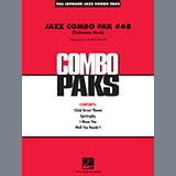 Download Thelonious Monk 'Jazz Combo Pak #48 (Thelonious Monk) (arr. Mark Taylor) - Piano/Conductor' Printable PDF 8-page score for Jazz / arranged Jazz Ensemble SKU: 429631.