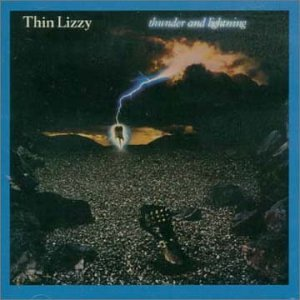 Thin Lizzy, Thunder And Lightning, Guitar Tab