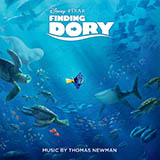 Download or print Thomas Newman Finding Dory (Main Title) Sheet Music Printable PDF 1-page score for Children / arranged Piano Solo SKU: 173884.