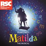 Download or print Tim Minchin School Song (from 'Matilda The Musical') Sheet Music Printable PDF 5-page score for Broadway / arranged Big Note Piano SKU: 153619.