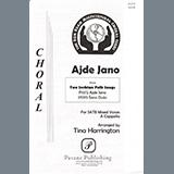 Download or print Tina Harrington Ajde Jano Sheet Music Printable PDF 7-page score for Multicultural / arranged SATB Choir SKU: 423704.