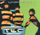 Download TLC 'Unpretty' Printable PDF 8-page score for R & B / arranged Piano, Vocal & Guitar (Right-Hand Melody) SKU: 109759.