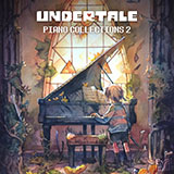 Download or print Toby Fox Heartache (from Undertale Piano Collections 2) (arr. David Peacock) Sheet Music Printable PDF 6-page score for Video Game / arranged Piano Solo SKU: 433794.