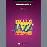 Download or print Toby Fox Megalovania (arr. Paul Murtha) - Alto Sax 2 Sheet Music Printable PDF 2-page score for Jazz / arranged Jazz Ensemble SKU: 420051.