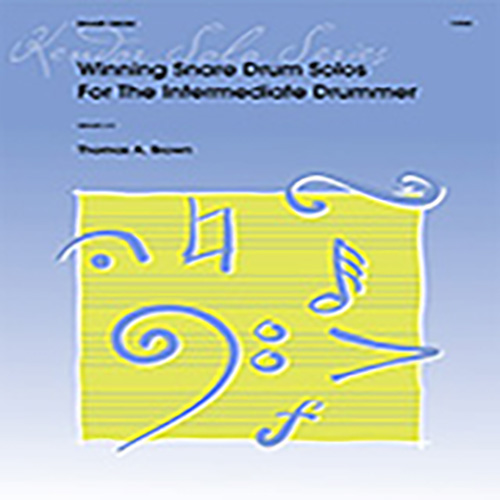 Easily Download Tom Brown Printable PDF piano music notes, guitar tabs for Percussion Solo. Transpose or transcribe this score in no time - Learn how to play song progression.
