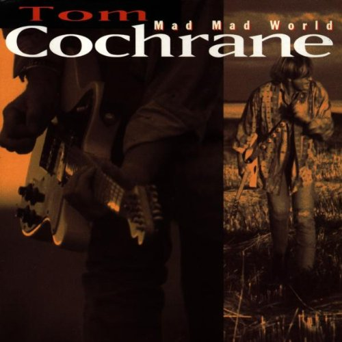 Easily Download Tom Cochrane Printable PDF piano music notes, guitar tabs for Lead Sheet / Fake Book. Transpose or transcribe this score in no time - Learn how to play song progression.