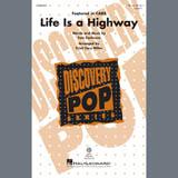 Download Tom Cochrane 'Life Is A Highway (arr. Cristy Cari Miller)' Printable PDF 11-page score for Pop / arranged TB Choir SKU: 407404.