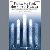 Download or print Tom Fettke Praise, My Soul, The King of Heaven - Bells/Chimes Sheet Music Printable PDF 2-page score for Sacred / arranged Choir Instrumental Pak SKU: 347001.