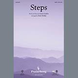 Download Tom Fettke 'Steps' Printable PDF 9-page score for Contemporary / arranged SATB Choir SKU: 289804.