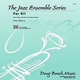 Download Tom Matta 'For Gil - Full Score' Printable PDF 21-page score for Jazz / arranged Jazz Ensemble SKU: 326128.