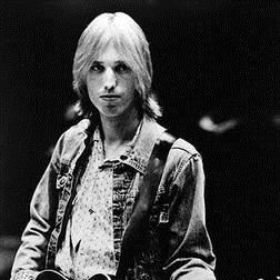 Download or print Tom Petty Into The Great Wide Open Sheet Music Printable PDF 2-page score for Rock / arranged Guitar Ensemble SKU: 165711.