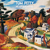 Download or print Tom Petty Learning To Fly Sheet Music Printable PDF 2-page score for Pop / arranged Really Easy Guitar SKU: 415305.