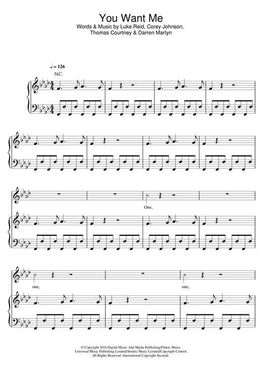 Tom Zanetti You Want Me (feat. Sadie Ama) sheet music notes and chords. Download Printable PDF.