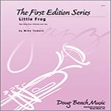 Download Tomaro 'Little Frog - Vibraphone' Printable PDF 3-page score for Jazz / arranged Jazz Ensemble SKU: 316403.