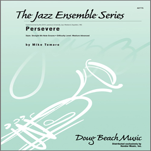 Easily Download Tomaro Printable PDF piano music notes, guitar tabs for Jazz Ensemble. Transpose or transcribe this score in no time - Learn how to play song progression.